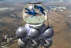 Armadillo Aerospace's Vertical Tourships