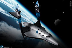 SpaceShipTwo/WhiteKnightTwo