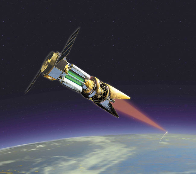Pentagon Official: U.S. Is Not Developing Space Weapons