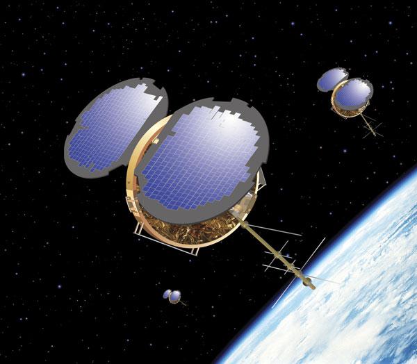 Cosmic Satellites