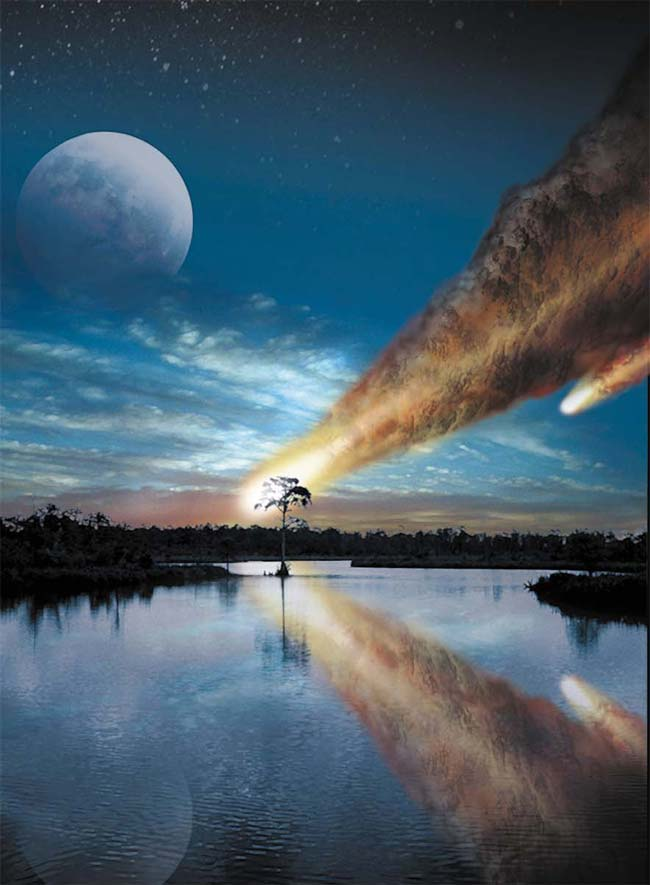 Manipulating an orbiting asteroid