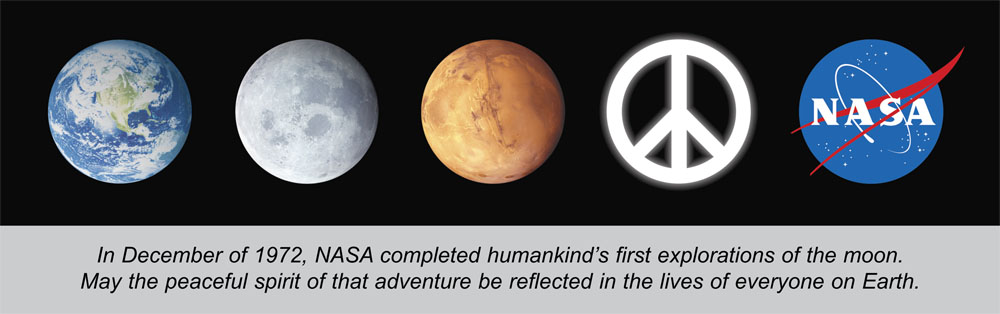 11.What's So Funny About Peace, Globes, and the Moon Landing?