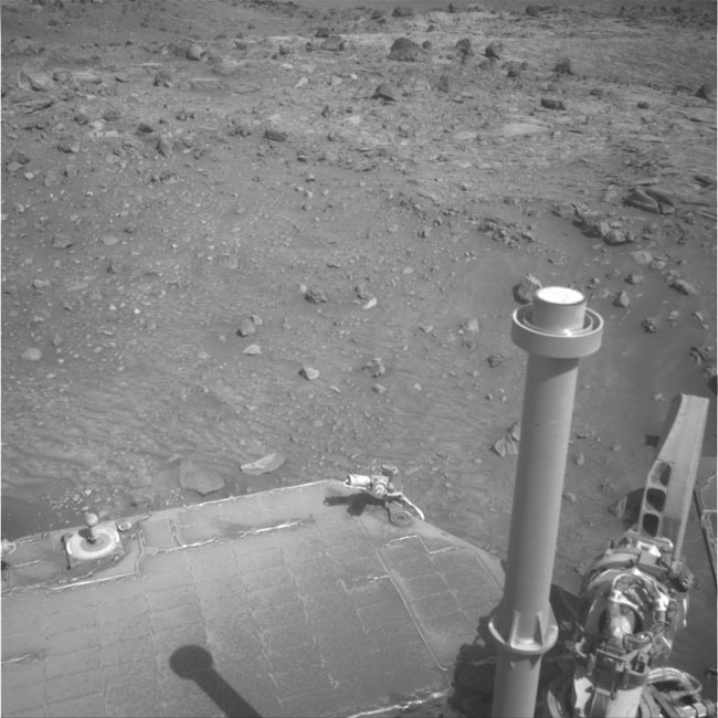 Aging Mars Rover Gets a Power Boost