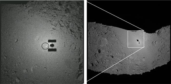 Japan's Hayabusa Spacecraft Lands Successfully on Asteroid