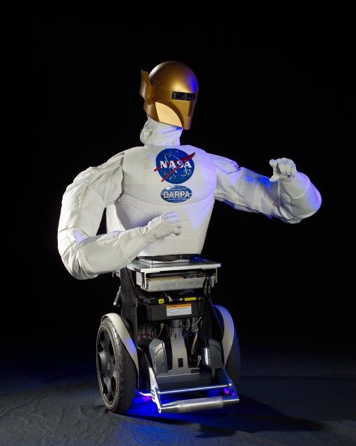NASA Engineers Free Robonaut with Wheels, Leg