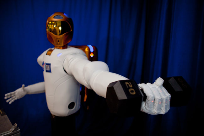 New Robot Could Aid Astronauts in Space