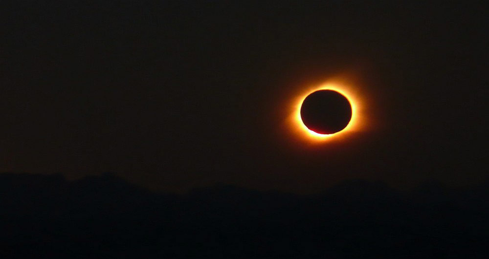 Total Solar Eclipse Wows Skywatchers In South Pacific