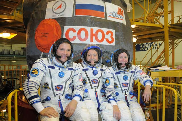 Security Summit to Force Space Station Crew to Land Early