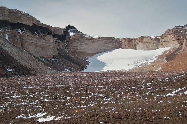 NASA Drill Team Breaking the Antarctic Ice