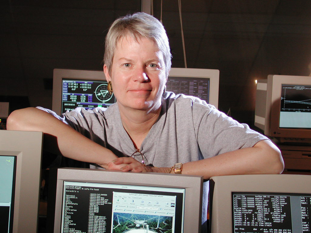 Search the Skies with Jill Tarter