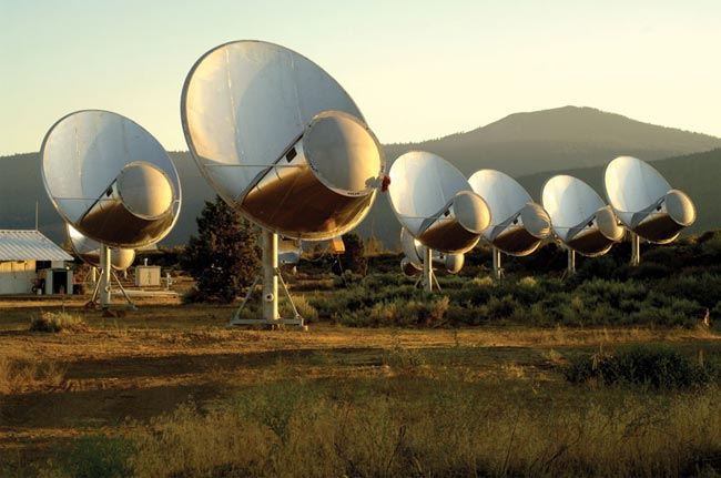 Jodie Foster Helps Revive SETI Search for Aliens