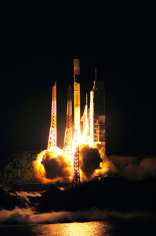 Japan Launches Newest Navigation Satellite Into Orbit