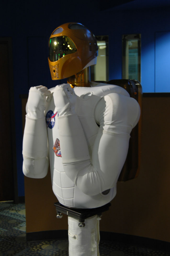 NASA Robot Will Help Kick Off Super Bowl Sunday