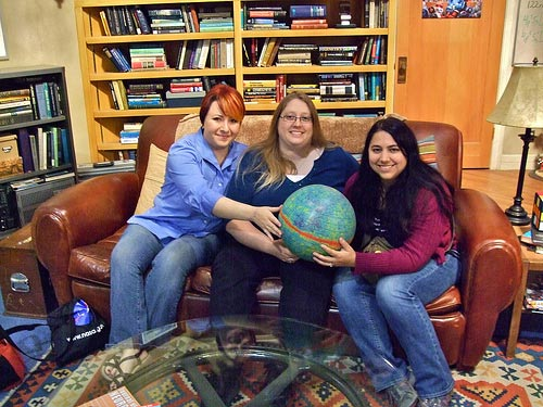 Big Bang Theory NASA Wimp Ball