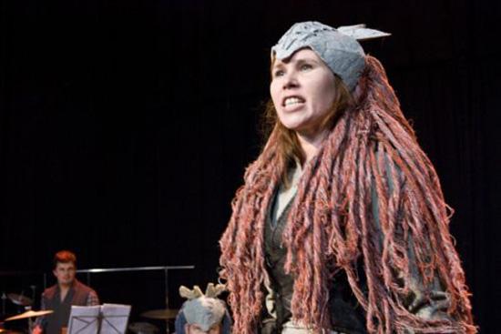 Klingon Space Opera Makes Cosmic Debut