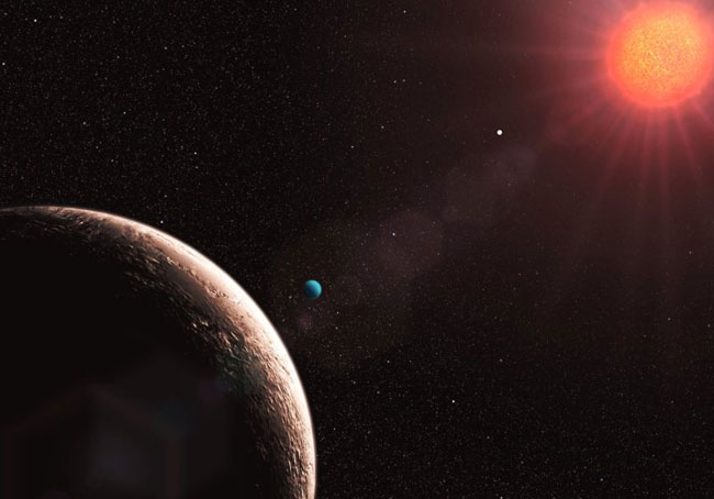 Discovery of Earth-mass Planet Looms