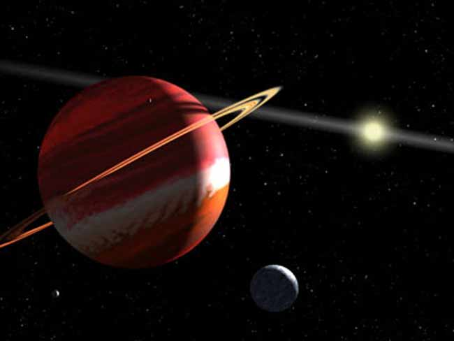 Epsilon Eridani b, the closest exoplanet to us... so close, telescopes may soon be able to get detailed images of it