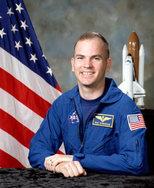Astronaut Biography: Rick Sturckow