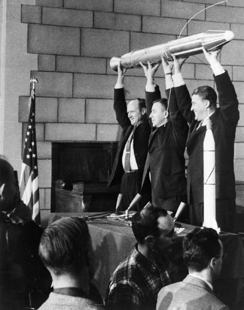 Celebrating U.S. Explorer 1's Discovery of the Radiation Belt