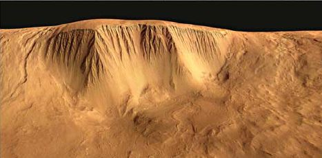 Mars Volcanoes Possibly Still Active, Pictures Show