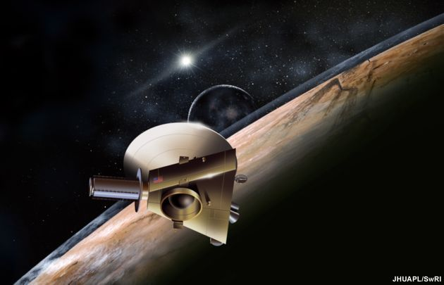 Nuclear Lab Shutdown Puts Pluto Mission In Jeopardy