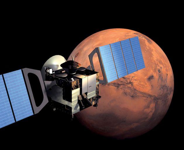 A Mars Methane Mystery