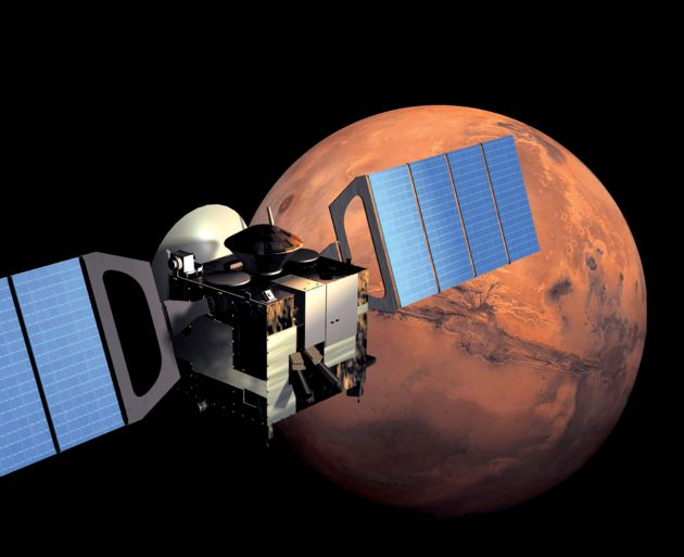 Scientists Seek Scent of Life in Methane at Mars