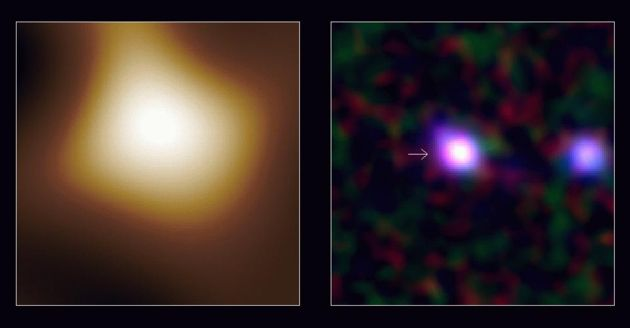 Glowing Results: Rampant Star Birth Left Universal Imprint