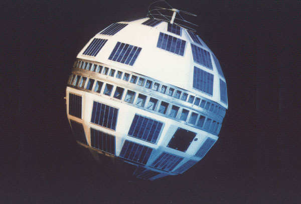 Remembering 'Telstar': 40th Anniversary of First Satellite TV Transmission Observed in Maine