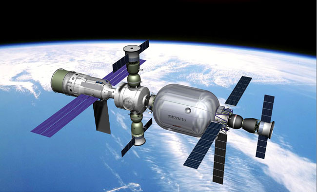 Bigelow Aerospace's Space Vision