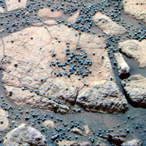 Rover Report Card: Prospect of Mars Life More Likely