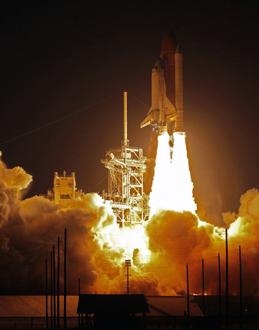 Shuttle Launch 'A Giant Leap' for Japan