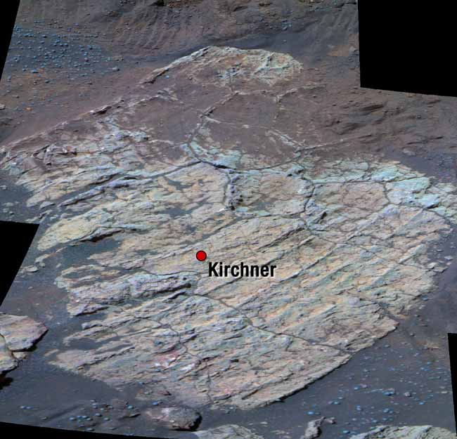Opportunity Rover Stumbles Upon Rocky, Maybe Watery, Find