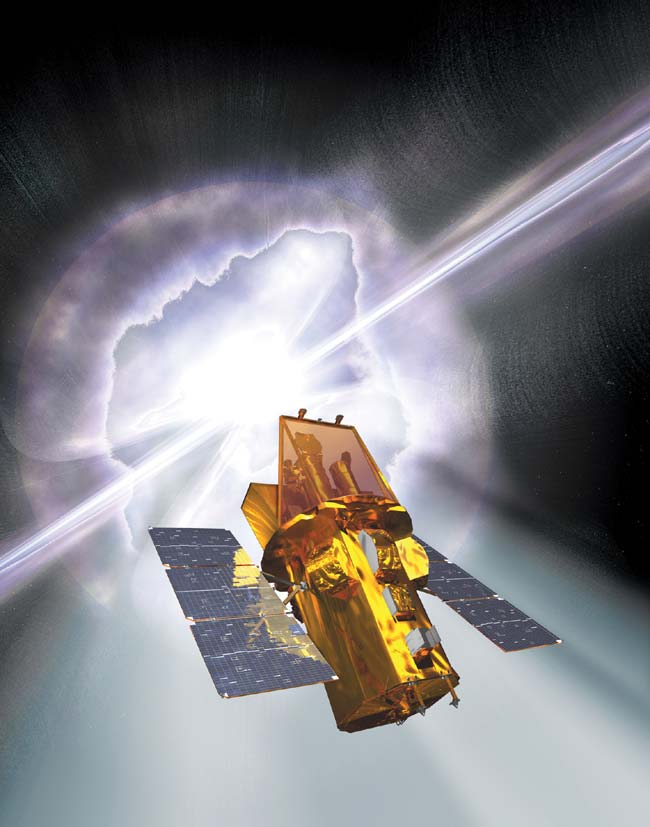 Catching Cosmic Bangs: NASA's Swift Observatory to Hunt for Gamma-Ray Bursts