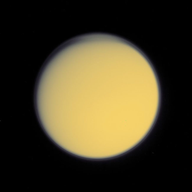 Titan: A Good Mystery