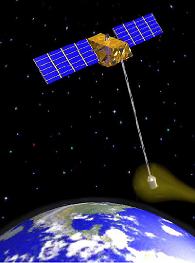 The Terminator Tether Aims to Clean Up Low Earth Orbit