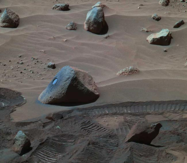 That's the Spirit! One Year of Science on Mars