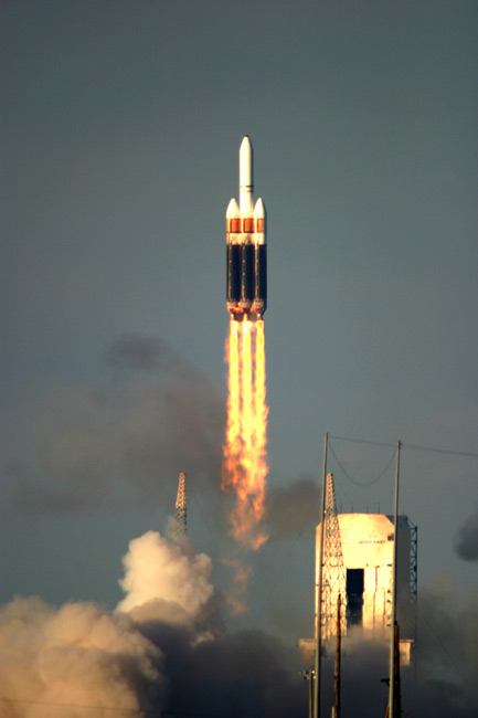 Delta 4 Heavy Rocket to Launch Orion Capsule Test