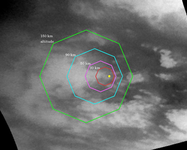 Huygens Probe Returns First Images of Titan's Surface