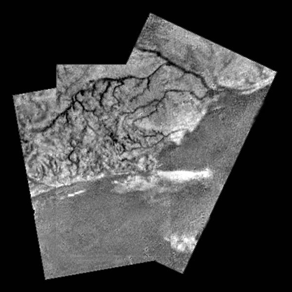 Huygens Probe Sheds New Light on Titan