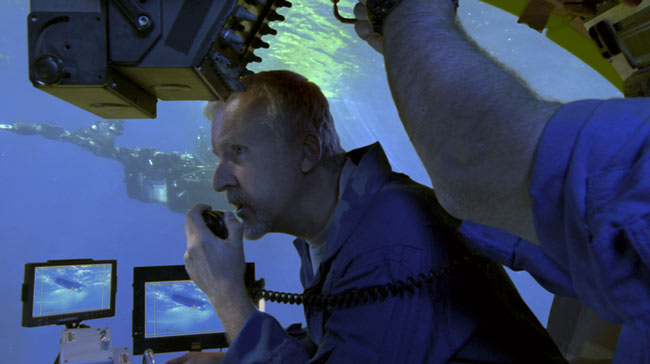 Director James Cameron Works with NASA on Future Mars Mission