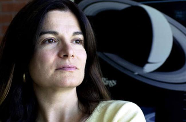 Carolyn Porco: Keeping an Eye in Saturn