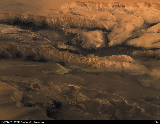 Exclusive: NASA Researchers Claim Evidence of Present Life on Mars