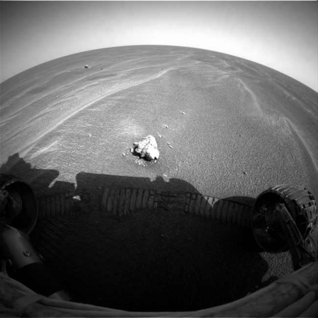 Mars Rovers Solve One Mystery, Find Another
