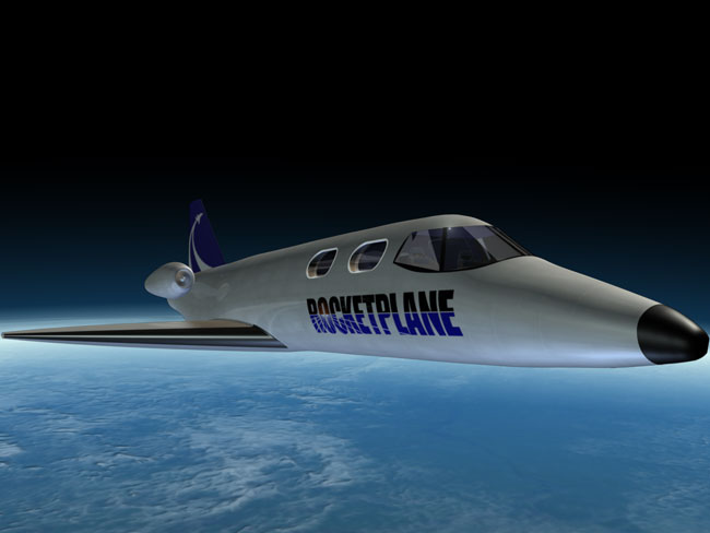 Have Spaceplane Will Travel