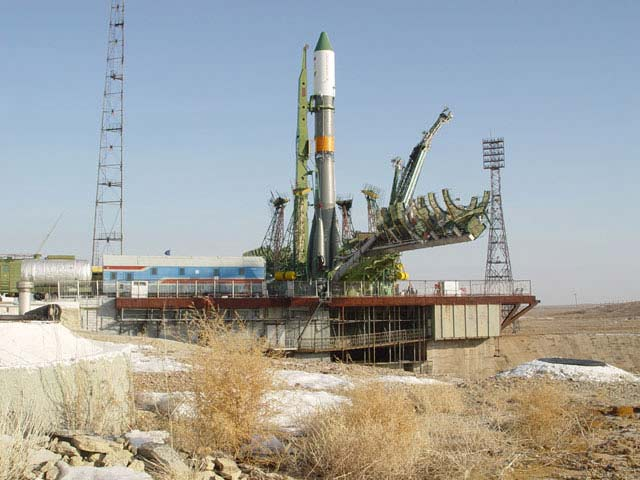 Fresh Russian Supply Ship Arrives at Space Station