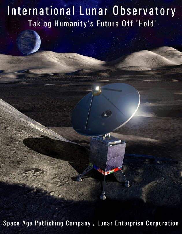 Super Telescopes in Space and on the Moon