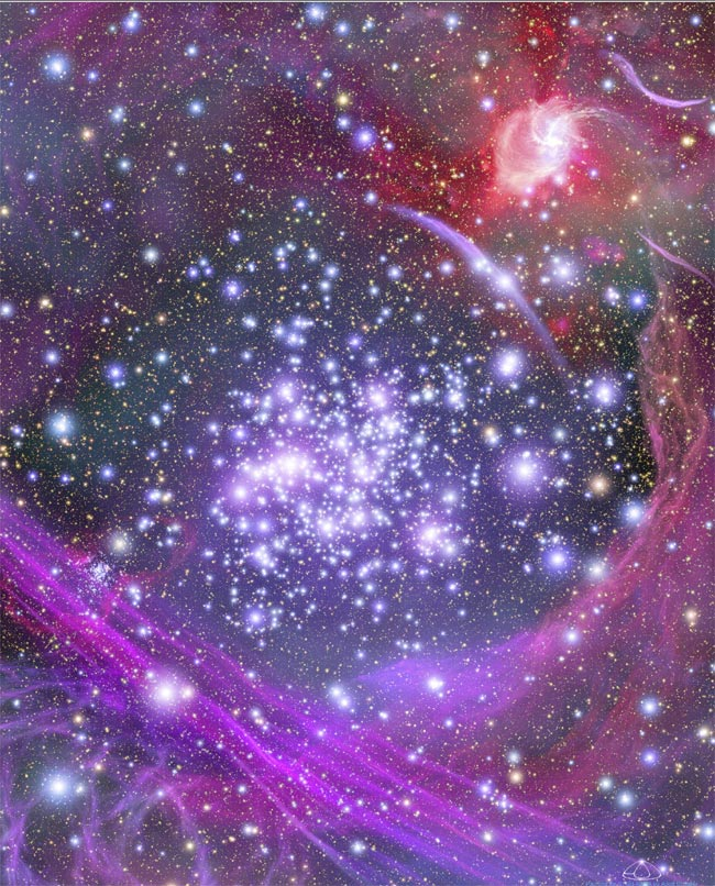 Study: Stars Have a Size Limit