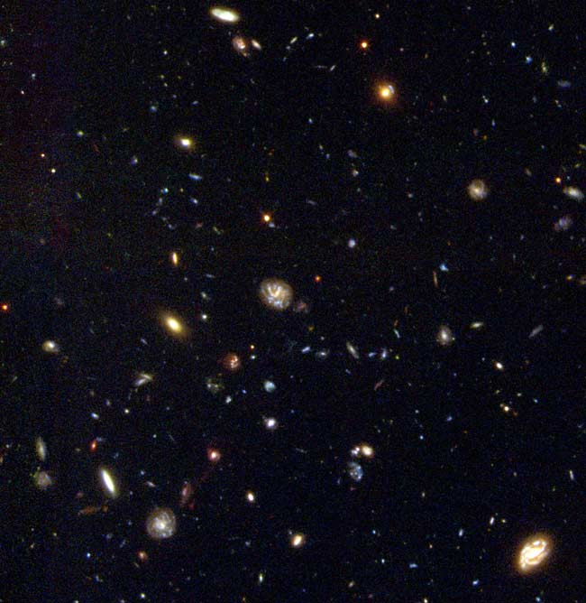 Getting to Know the Universe