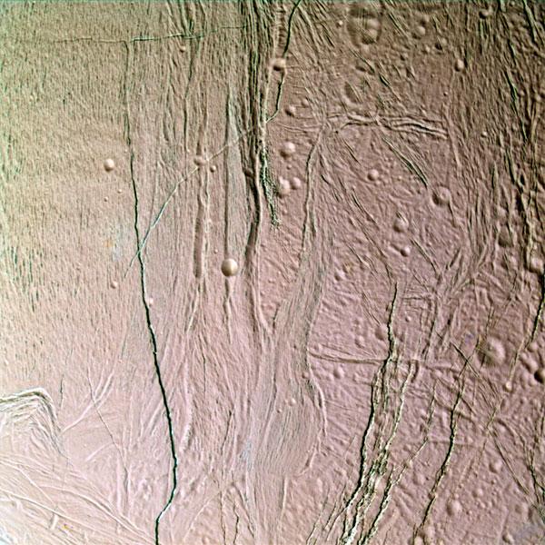 Cassini Finds an Atmosphere on Saturn's Moon Enceladus